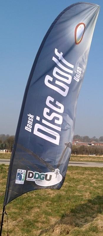 DDGU's nye beach flag fik debut i Randers
