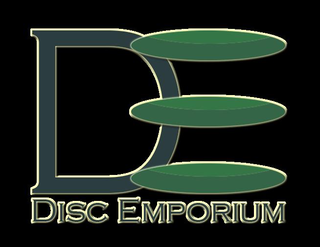 Disc Emporium Logo Template