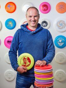 Martin Frederiksen, optaget i DGHOF 2021. Billede: Martin Frederiksen